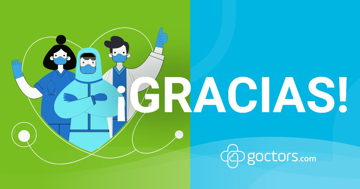 Feliz día al médico ecuatoriano